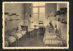 AK Anvers / Antwerpen, Assistance Publique, Maternité, Chambre Couveuse