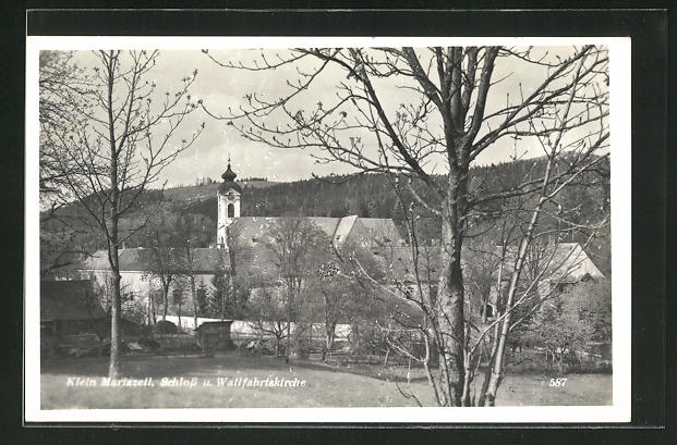 AK Klein-Mariazell, Panorama 0
