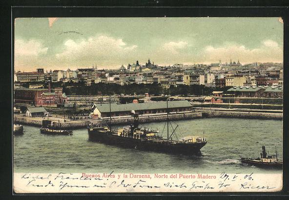 AK Buenos Aires, Norte del Puerto Madero 0