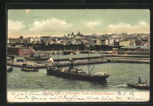 AK Buenos Aires, Norte del Puerto Madero