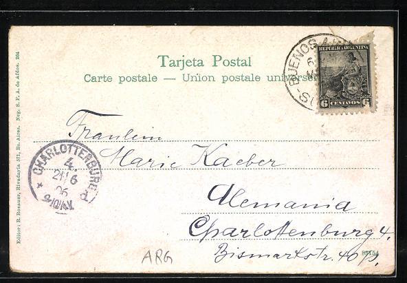 AK Buenos Aires, Norte del Puerto Madero 1
