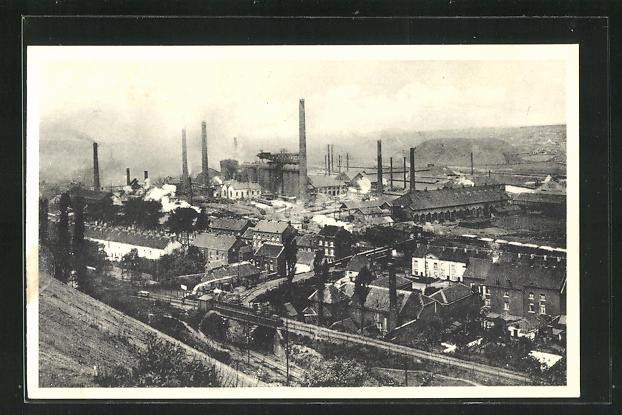 AK Couillet, Metaalfabrieken van Henegouwen 0