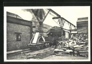 AK Couillet, Metaalfabrieken van Henegouwen