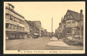 AK La Panne, Bd. de Nieuport