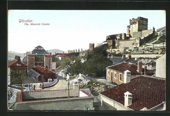 AK Gibraltar, The Moorish Castle 0