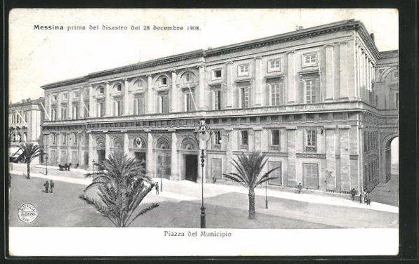 AK Messina, Piazza del Municipio 0