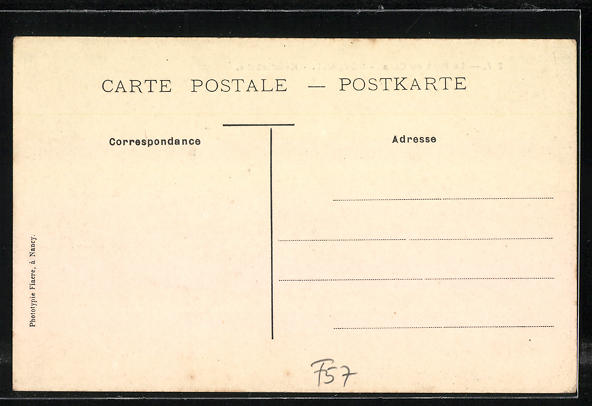 AK Noveant, Le Pont du Canal, Kanalbrücke 1