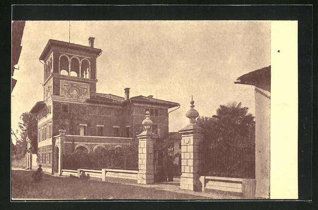 AK S. Giorgio della Richinvelda, Villa Pecile 0