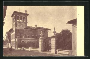 AK S. Giorgio della Richinvelda, Villa Pecile