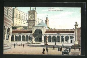 AK Udine, Piazza Vittorio Emanuele II.