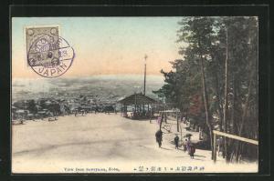 AK Kobe, View from Suwayama