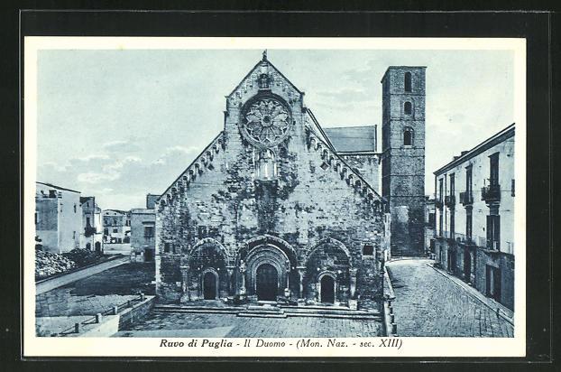AK Ruco di Puglia, Il Duomo 0