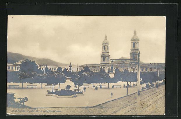 AK Concepcion, Plaza de la Independencia 0