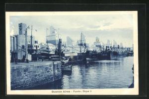 AK Buenos Aires, Puerto: Dique 3