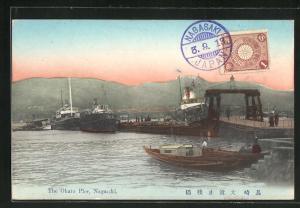 AK Nagasaki, The Ohato Pler