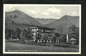 AK Steinseiffen, Kaiser-Friedrich-Baude