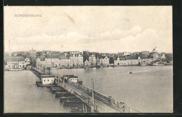 AK Sonderburg, Panorama 0