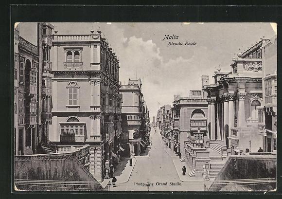 AK Malta, Strada Reale 0