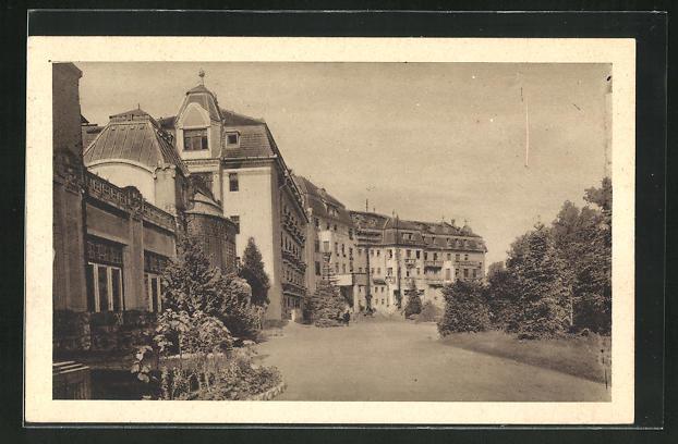 AK Bad Pistyant / Kupele Pietany, Themia Palace Hotel 0