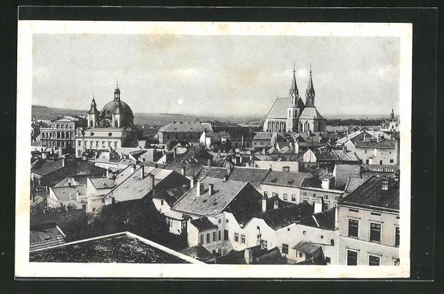 AK Kremsier / Kromeriz, Panorama 0