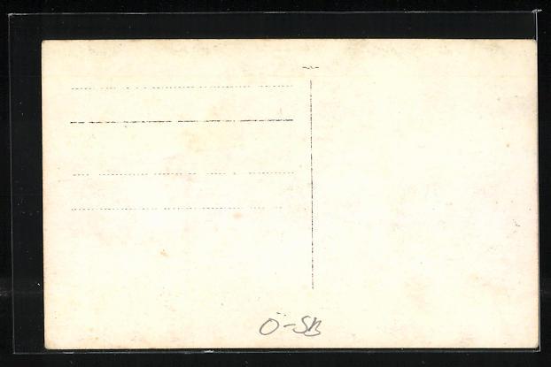 AK Salzburg, Salzburger Passionsspiel März 1923, Das Abendmahl 1
