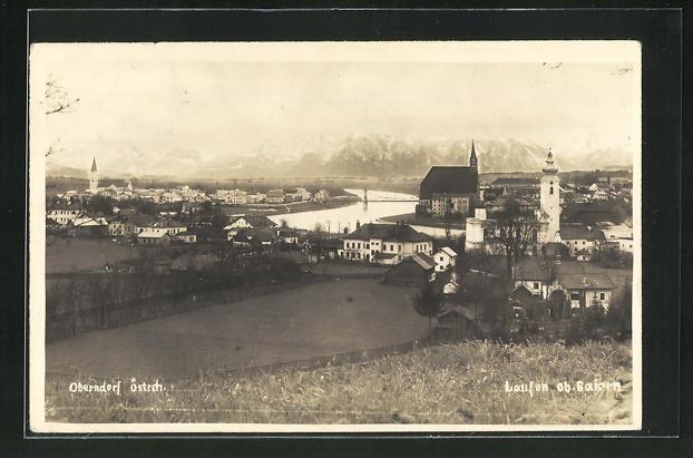 AK Oberndorf, Gesamtansicht 0