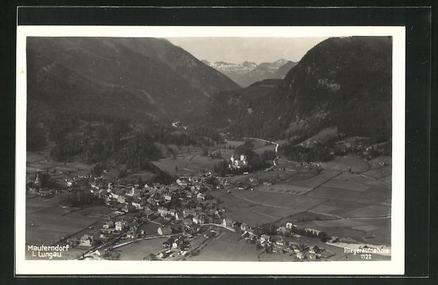 AK Mauterndorf i. Lungau, Panorama 0