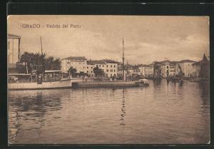 AK Grado, Veduta del Porto