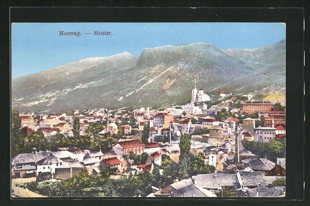AK Mostar, Gesamtansicht 0