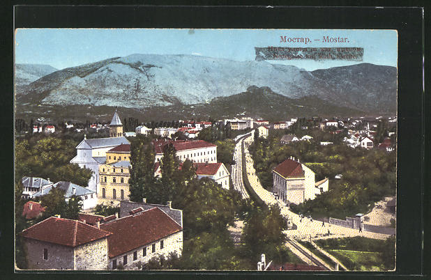 AK Mostar, Panorama 0
