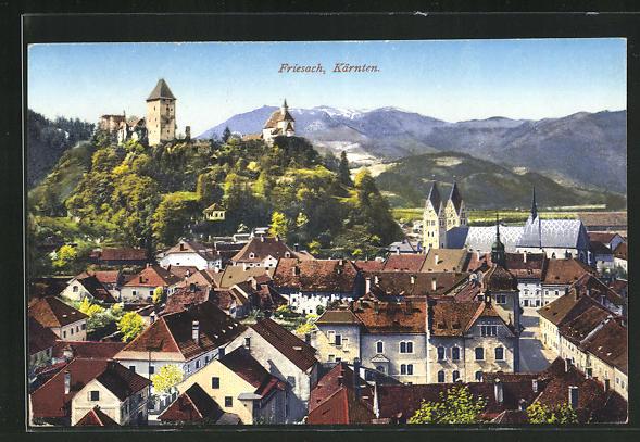 AK Friesach, Panorama 0