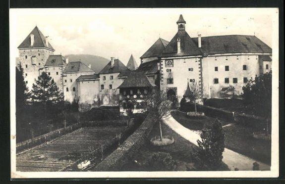 AK St. Michael in Lungau, Schloss Mooshamm 0