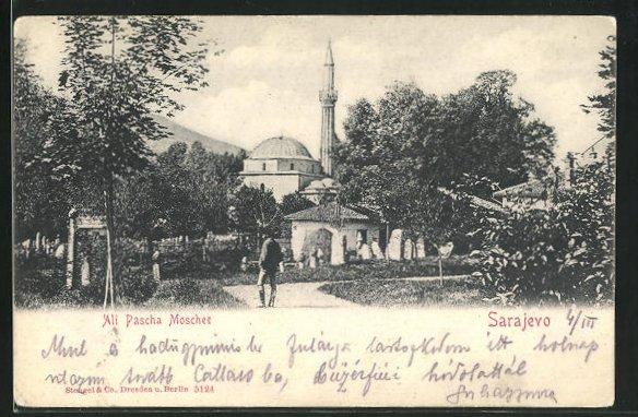 AK Sarajewo, Ali Pascha Moschee 0