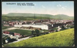 AK Sarajewo, Logor Kralja Aleksandra, Panorama