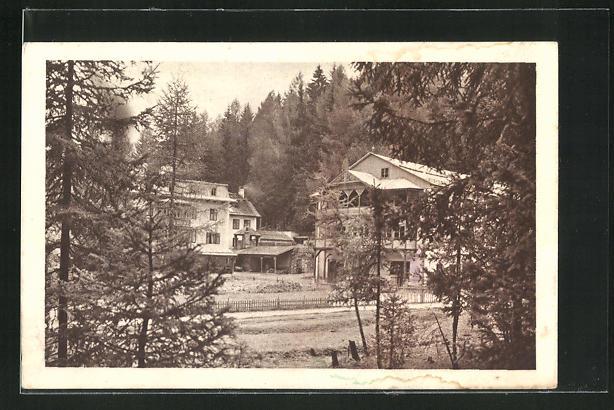 AK Mittellaheim, Weitlanbrunn bei Sillian 0