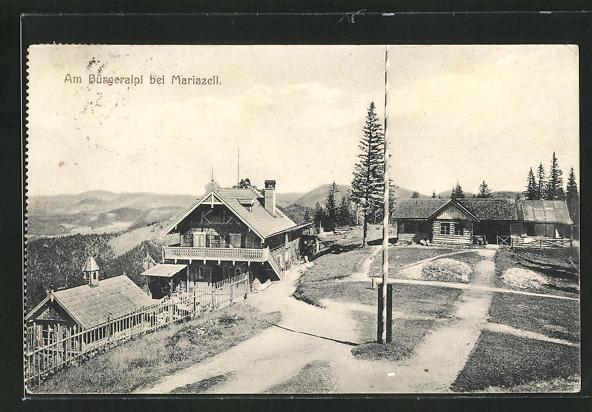AK Mariazell, Am Bürgeralpl 0