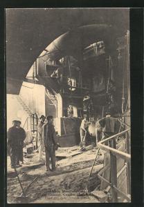 AK Couillet, Usines Metallurgiques du Hainaut