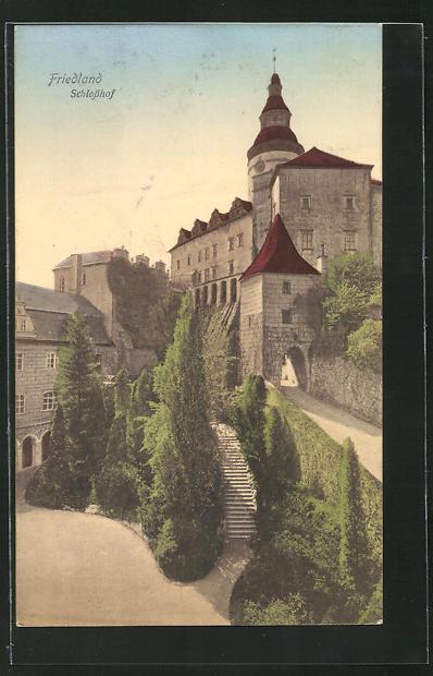 AK Friedland, Schlosshof 0