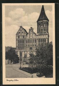 AK Königsberg, Ortspartie