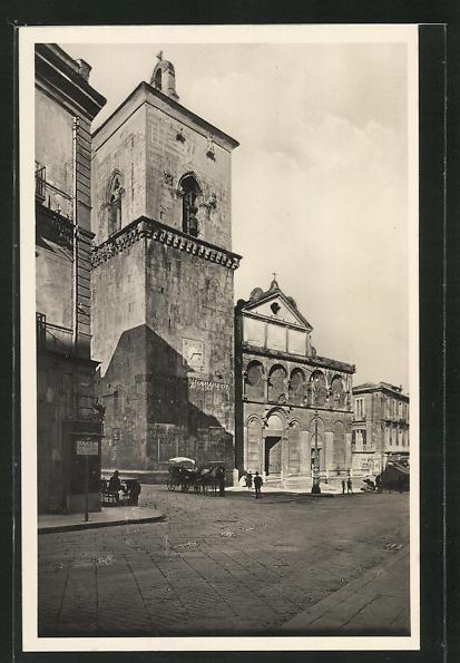 AK Benevento, Duomo, Prospetto 0