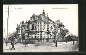 AK Bucaresti, Legatjunea Austro-Ungaria, Österr.-Ung. Botschaft