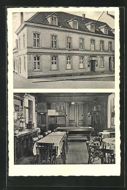 AK Wuppertal-Vohwinkel, Gasthaus Rottscheidter Hof, Gustavstrasse 16 0