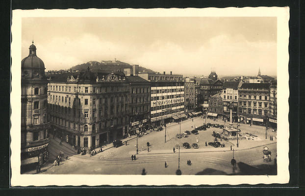 AK Brünn, Freiheitsplatz 0