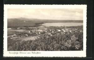 AK Kummer a. See / Sudetengau, Teilansicht