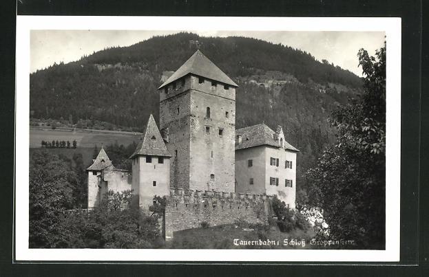 AK Obervellach, Burg Groppenstein 0