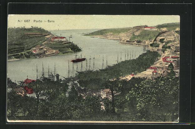 AK Porto, Barra 0