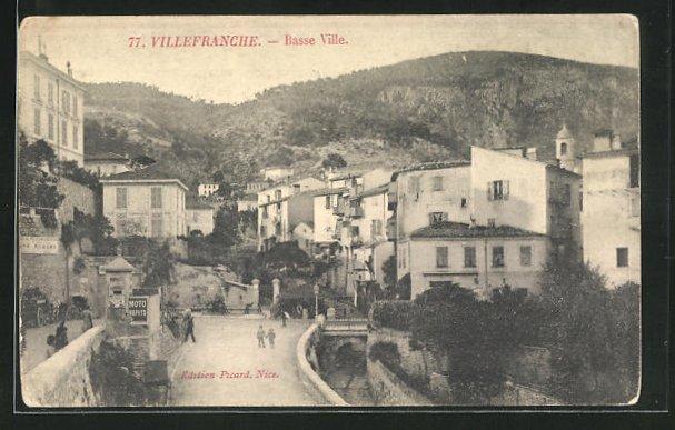 AK Villefranche, Basse Ville 0