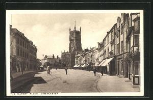 AK Cirencester, The Market Place