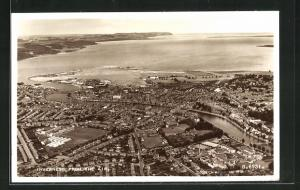 AK Inverness, Panorama from the air