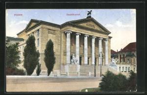 AK Posen, Stadttheater